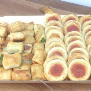 Pizzette, Rustici e Torte rustiche